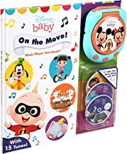 Disney Baby: On the Move! Music Player (Music Player Storybook)