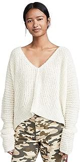 Free People Women's Moonbeam Alpaca Sweater
