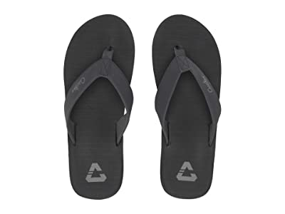TravisMathew Shallows Sandal (Grey) Men