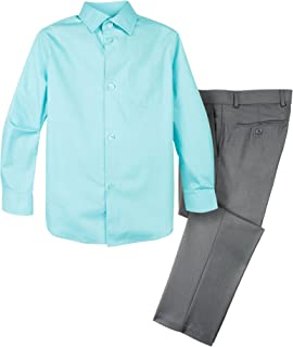 Spring Notion Boys' Dress Pants and Shirt