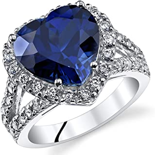 Best sapphire engagement rings lab created Reviews