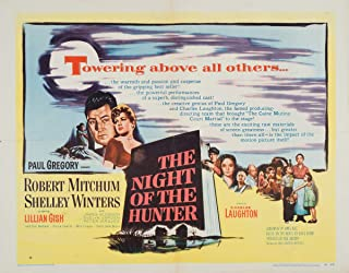Best night of the hunter poster Reviews