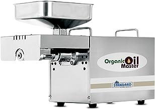 Organic Oil Master Stainless Steel Pressing Machine