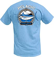 PELAGIC Men's Marlin Company Fishing T-Shirts