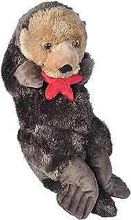 Wild Republic Jumbo Sea Otter Plush, Giant Stuffed Animal, Plush Toy, Gifts for Kids, 30