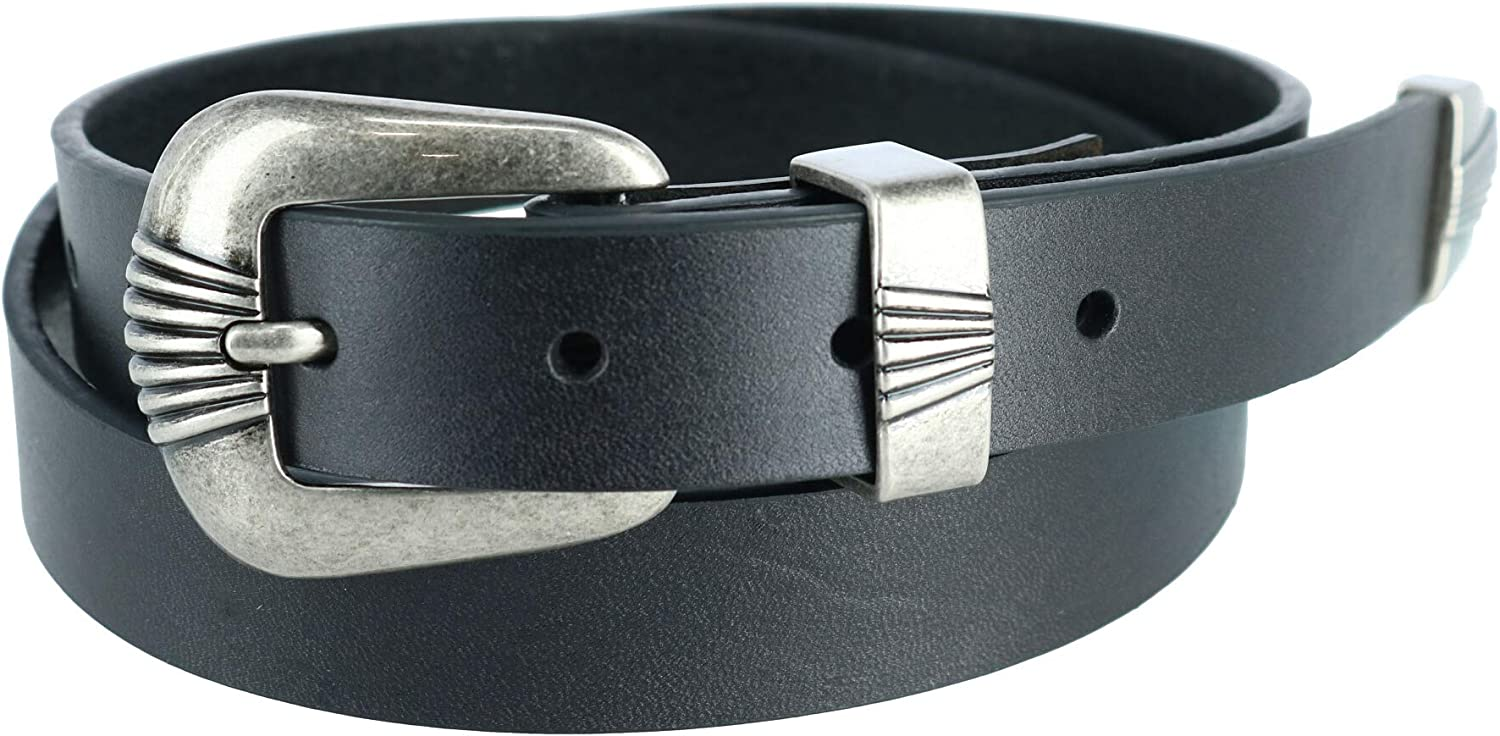 Wrangler Super-cheap Limited price Women's 3 Piece Belt with Tanned Leather Veg