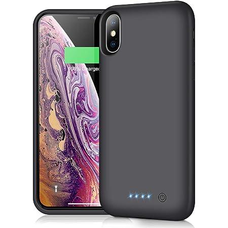 Cover Batteria per iPhone Xs Max, Kilponen [7800mAh] Ricaricabile ...