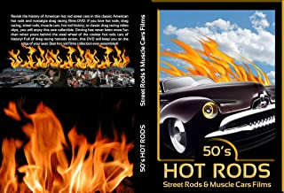 Vintage Hot Rods, Street Rods & Muscle Cars Films (1950s)