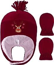 newborn reindeer hat pattern