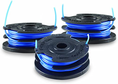 new arrival Toro 88528 3-Pack Dual Line Replacement lowest Spool popular for 48-Volt Trimmer, 0.065-Inch outlet online sale