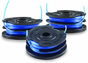 Toro 88528 3-Pack Dual Line Replacement Spool for 48-Volt Trimmer, 0.065-Inch