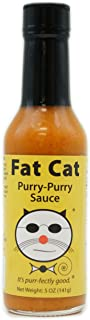 Fat Cat - Purry-Purry Sauce Hot Sauce sold by Fat Cat Gourmet Foods