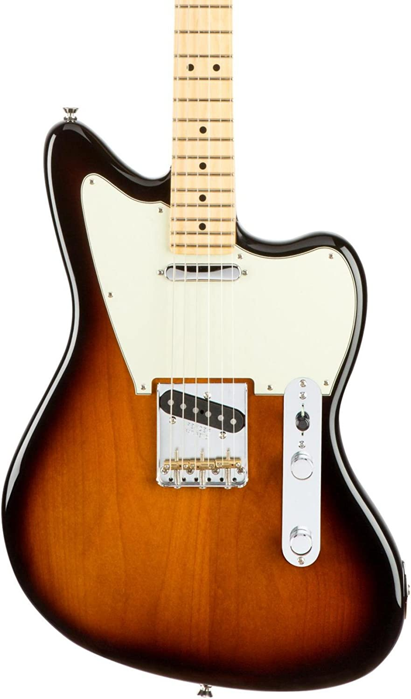 Trust Fender Limited Edition Max 41% OFF Offset 2-Color Sunburst Telecaster -