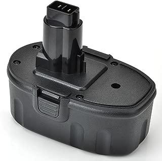 MASIONE 18V 3.0Ah Drill Battery for Dewalt DC9096 DE9039 DE9095 DE9096 DE9098 DW9095 DW9096 DW9098 DE9503
