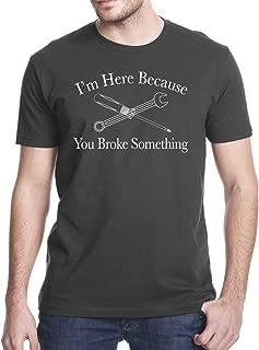 broke guy t shirt