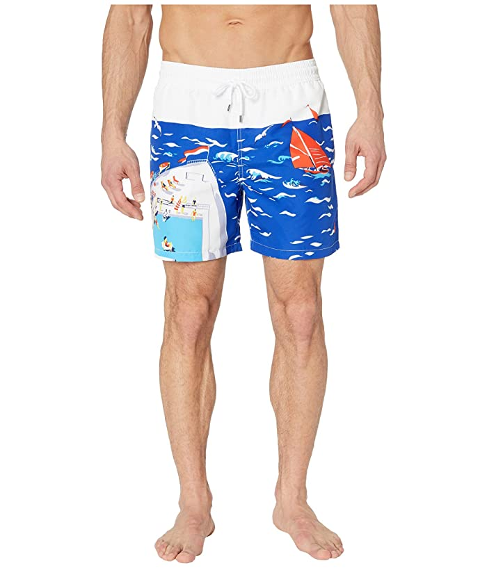 Polo Ralph Lauren Traveler Swim Trunks (Cruise Ship) Men