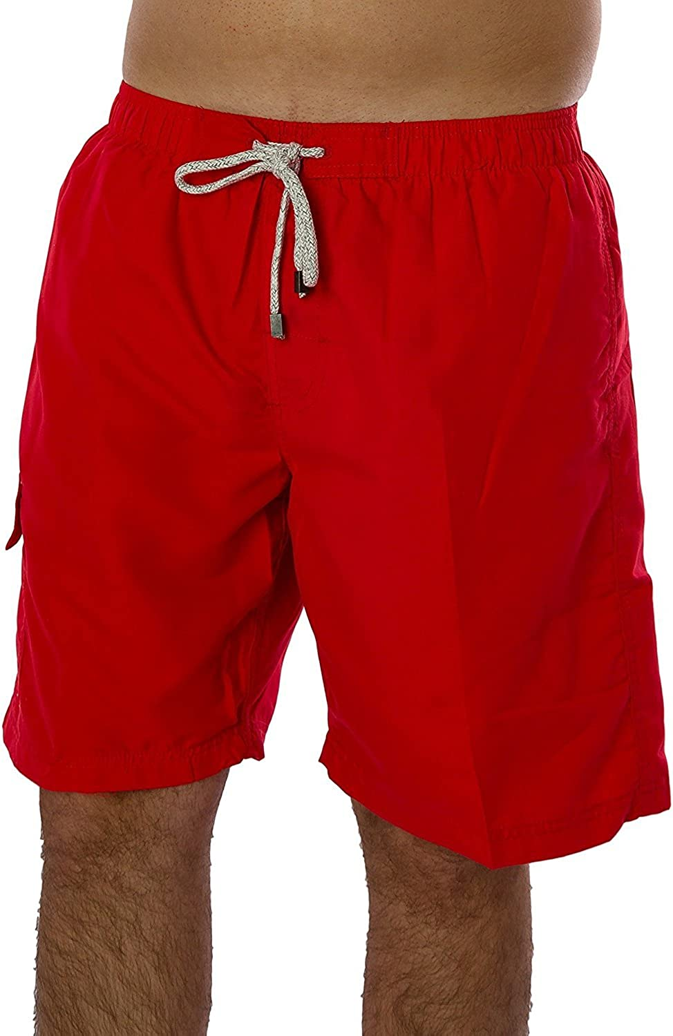 Details about  /Speedo Men/'s swimsuit Fit Aqua shorts with Passe Freshwater oxide Gray Blac