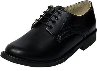 XY HUGO Leather Formal & School Shoe for Boys 2501