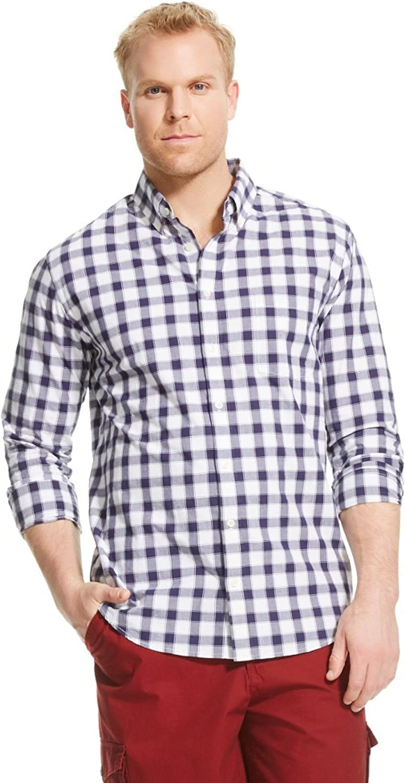 Merona Men's Big & Tall Oxford Button Down Shirt