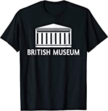 British Museum T-Shirt UK Britain Souvenir Gift