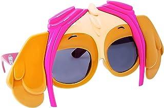 Gafas de sol para disfraz de Patrulla Canina Skye Sun-Staches Fiesta Favores UV400