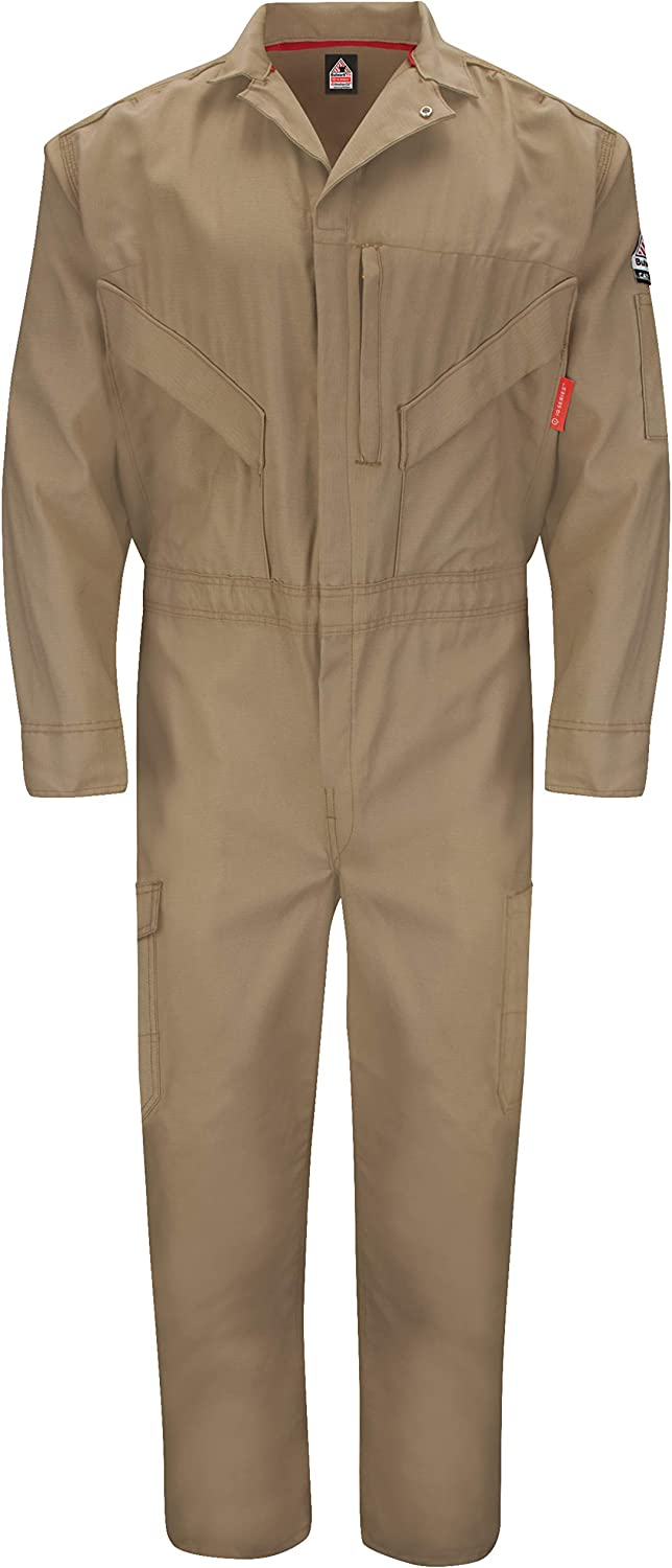Bulwark Now free shipping Men's Iq Series Coverall Endurance free shipping