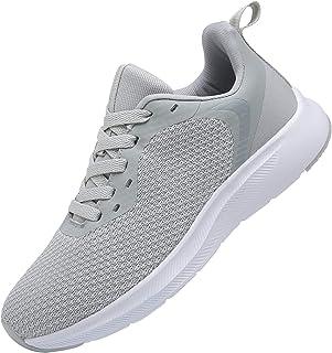 DAFENGEA حذاء تنس للجري المشي خفيف الوزن ومسامي أحذية رياضية للرجال والنساء