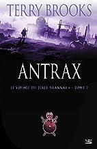 Le Voyage du Jerle Shannara T02 Antrax: Le Voyage du Jerle Shannara (Fantasy)