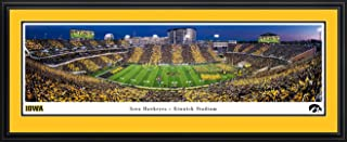 Iowa Hawkeyes Football Run Out - Panoramic Posters and Framed Pictures by Blakeway Panoramas