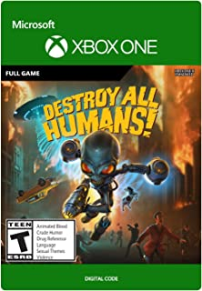 Destroy All Humans Standard - Xbox One [Digital Code]