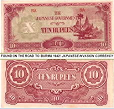ww2 japanese currency