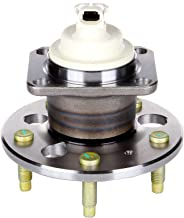 SCITOO Compatible with 512078 Rear Wheel Hub Bearing Assembly fit 99-04 Chevy 5 Lugs w/ABS