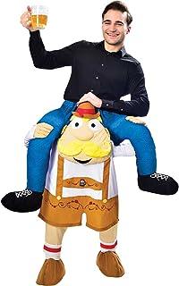 Amscan 9902652 Ride On Oktoberfest Adult Costume