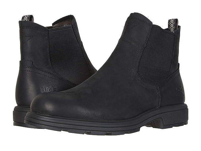 UGG  Biltmore Chelsea (Black) Mens Shoes