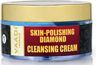 Vaadi Herbals Skin Polishing Diamond Cleansing Cream, 50g