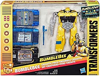 Transformers Target Exclusive Bumblebee Cassette Pack Exclusive