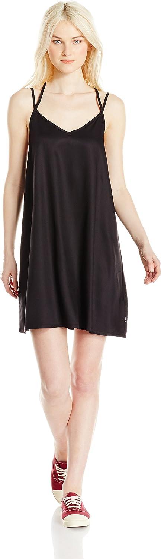 RVCA Womens Naveena Strappy Tank Dress Dress