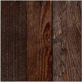 murando Papel Pintado autoadhesivo 10m Fotomurales Decoración de Pared Murales Pegatina decorativos adhesivos 3d panel moderna de Diseno Fotográfico Madera f-A-0724-j-a