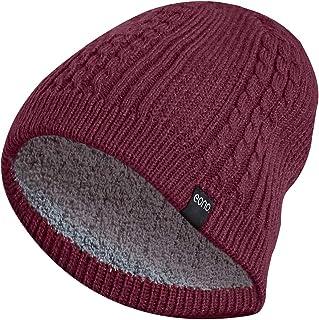 Eono by Amazon - Beanie Cappelli Invernali Berretti per Uomo e Donna Berretto Cappello Invernale Morbido e Caldo Unisex