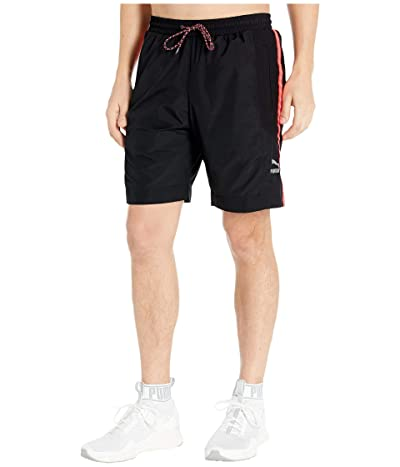 PUMA Tailored for Sport 8 Woven Shorts (PUMA Black) Men