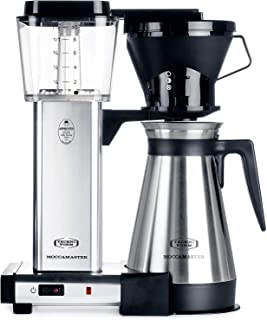technivorm moccamaster coffee brewer kbts