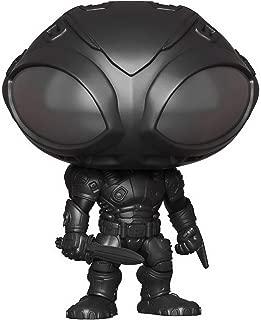 Funko Pop! Heroes: Aquaman [Movie] - Black Manta [Flat Metal Black] #248 - Target Exclusive!