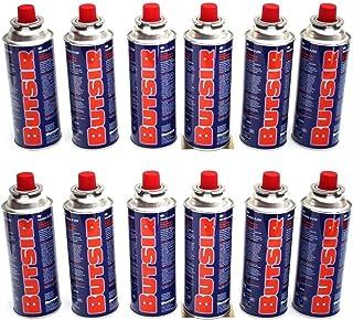 comprar comparacion 12 Cartucho Gas Butsir Cartucho de Gas Butano B-250 Envio 24Horas Por Asm Urgente Elige Vendido y Enviado Por Chollo-Express