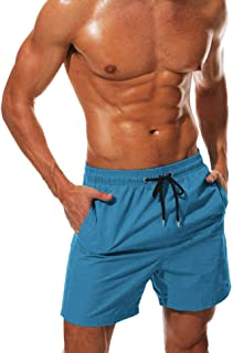 COOFANDY Men's Swimming Trunk Quick Dry Swimwear Bathing Suit Beach Board Short