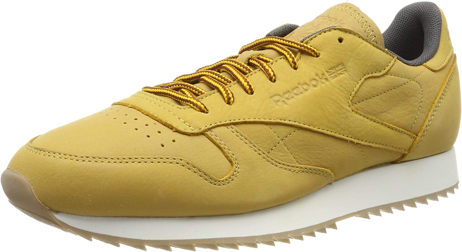 Reebok Men's Cl Leather Ripple Wp Fitness shoes