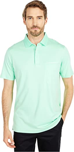 Gunnar Short Sleeve Knit Polo