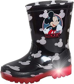 Disney Mickey Mouse - Botas de lluvia para niño