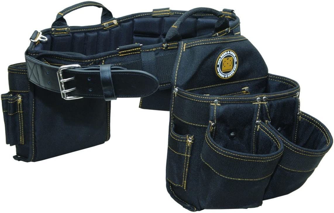 Rack-A-Tiers 43244 Electrician's Combo Belt XL We Rare OFFer at cheap prices - Bags 4 40
