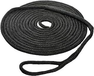 Usacord Shock-Line Belegtrosse Ruckdämpfer schwarz, 12 mm, 5 m