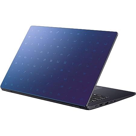 ASUS E410 Intel Celeron N4020 4GB 128GB eMMC 14-inch HD LED Win 10 Laptop (Blue)